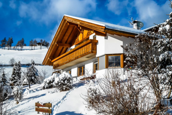 Obermichelerhof im Winter